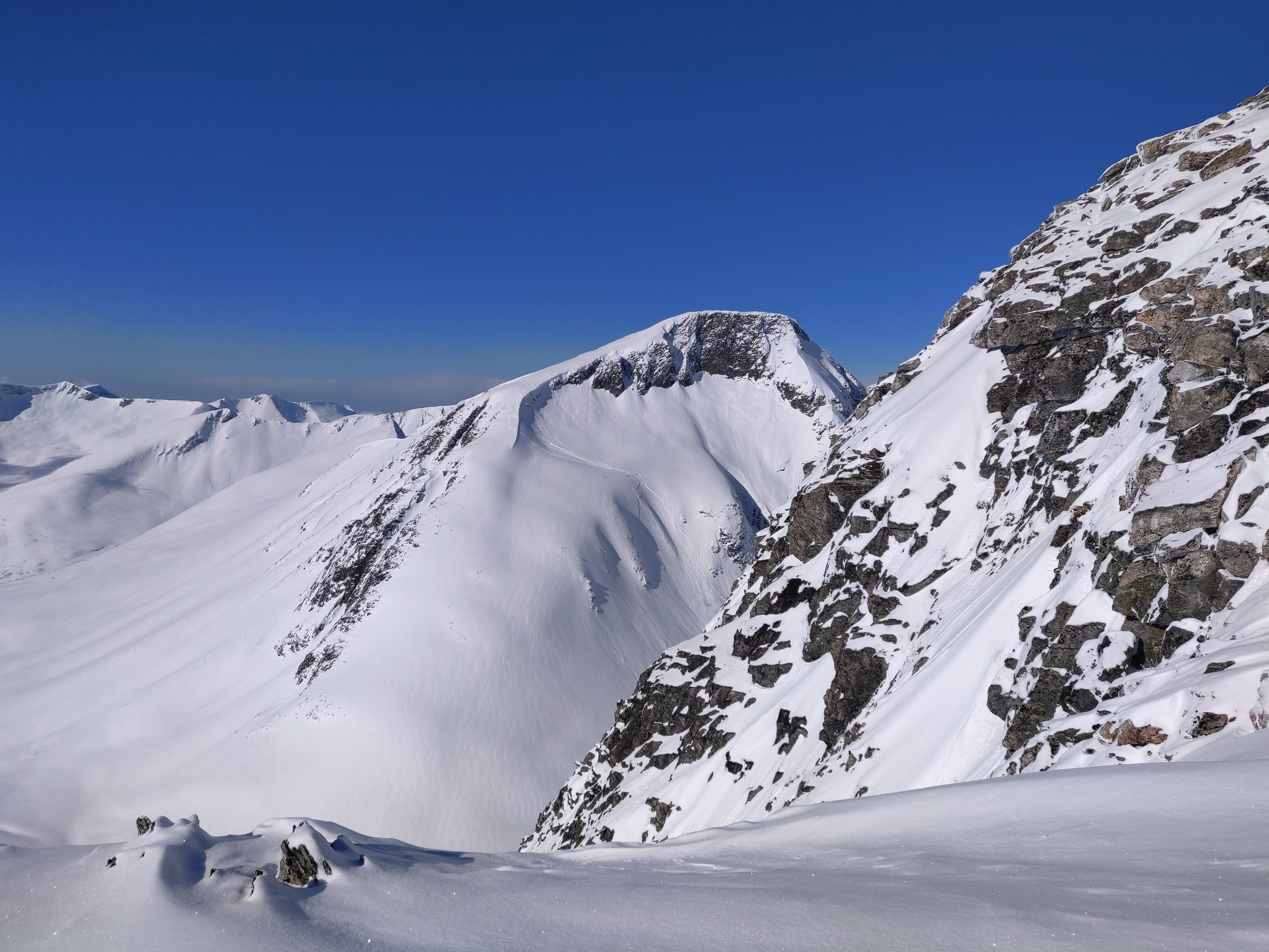20190309 Romsdal Kirketaket O Kyrkjetaket (1.440 M) Desde